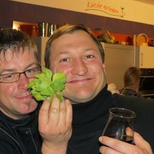 Küchen Meier Vachdorf . Aktivküche Eventkoch Knöchel